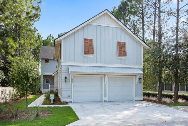 185 Cannonball Lane, Inlet Beach, FL 32461 (MLS #852637) :: Vacasa Real Estate