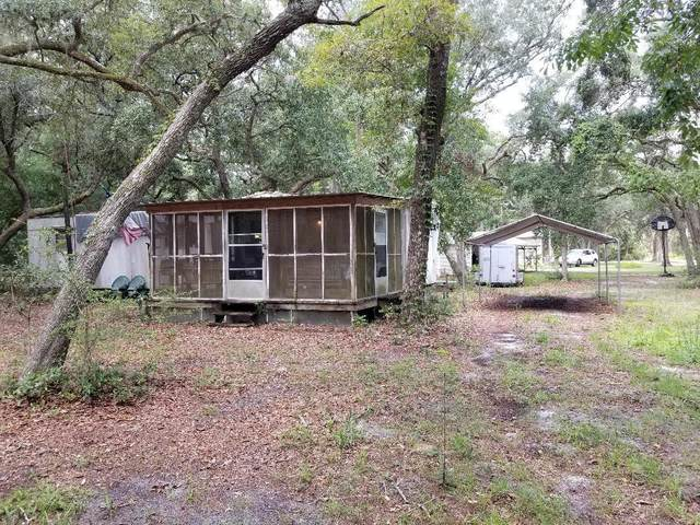 688 Mcdaniels Fishcamp Road, Freeport, FL 32439 (MLS #852638) :: Berkshire Hathaway HomeServices Beach Properties of Florida