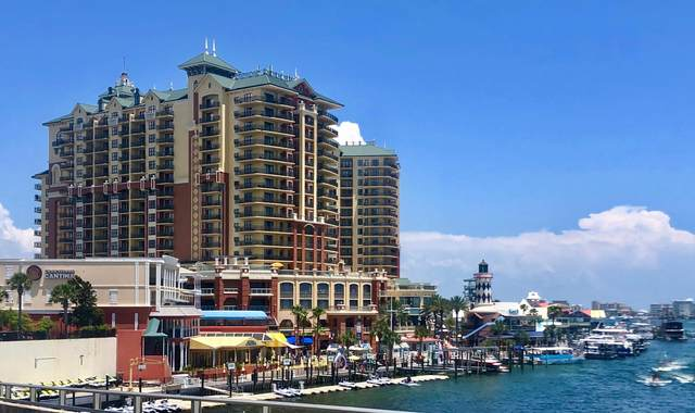 10 Harbor Boulevard Unit W1126, Destin, FL 32541 (MLS #852653) :: The Premier Property Group