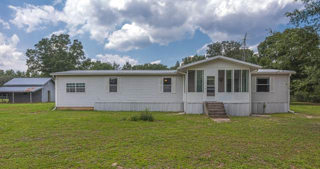 5067 Robert Taylor Road, Crestview, FL 32539 (MLS #852658) :: Scenic Sotheby's International Realty