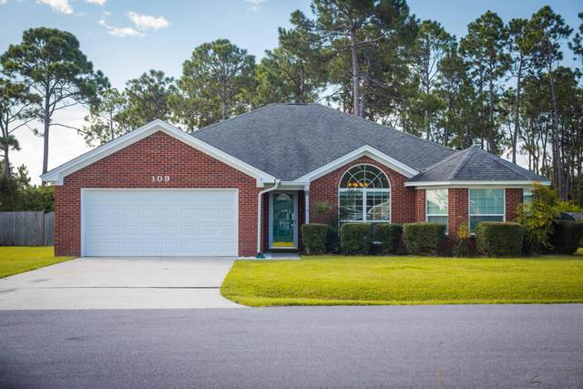 109 Shadow Bay Drive, Panama City Beach, FL 32407 (MLS #852660) :: Classic Luxury Real Estate, LLC
