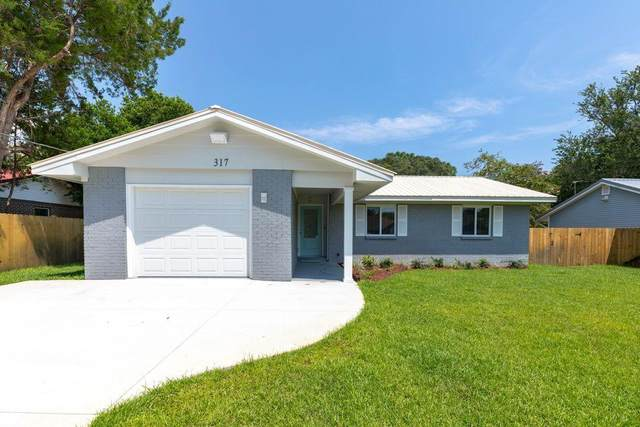 317 Woodland Avenue, Mary Esther, FL 32569 (MLS #852662) :: Keller Williams Realty Emerald Coast