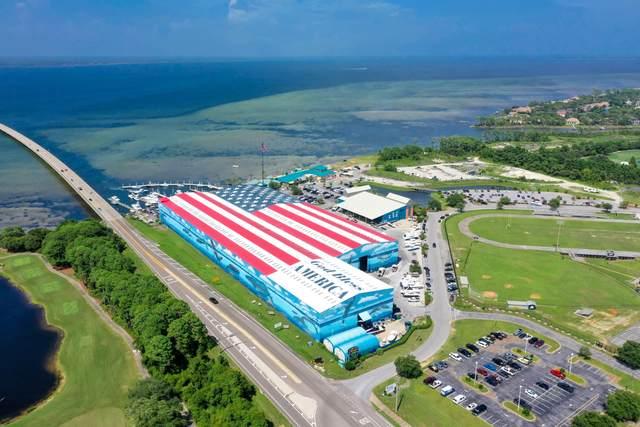 4601 Legendary Marina Drive B-012, Destin, FL 32541 (MLS #852678) :: Scenic Sotheby's International Realty