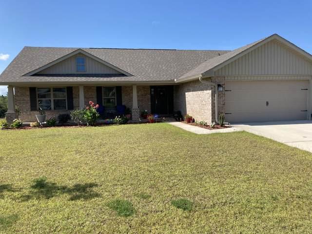 5768 Marigold Loop, Crestview, FL 32539 (MLS #852749) :: Linda Miller Real Estate