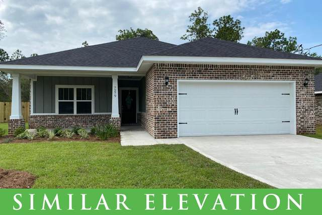 7250 Gordon Evans Road, Navarre, FL 32566 (MLS #852765) :: Vacasa Real Estate