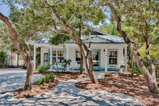 119 E Grove Avenue, Santa Rosa Beach, FL 32459 (MLS #852784) :: Linda Miller Real Estate