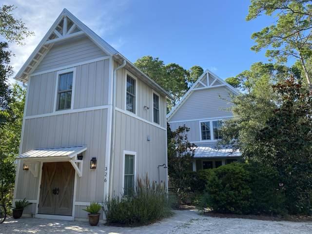 326 Canal Street, Santa Rosa Beach, FL 32459 (MLS #852789) :: Vacasa Real Estate