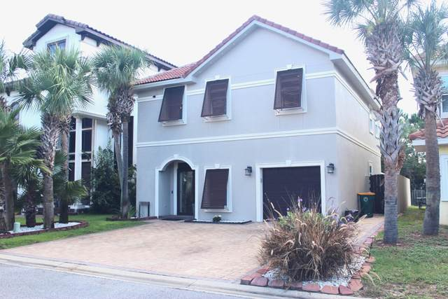 4710 Amhurst Circle Circle, Destin, FL 32541 (MLS #852793) :: Berkshire Hathaway HomeServices Beach Properties of Florida