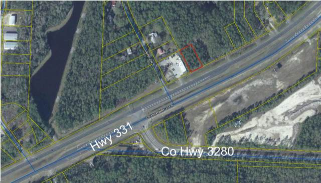 Lot 9 Blk A Lairds S/D   S 331 Highway, Freeport, FL 32439 (MLS #852795) :: Berkshire Hathaway HomeServices Beach Properties of Florida