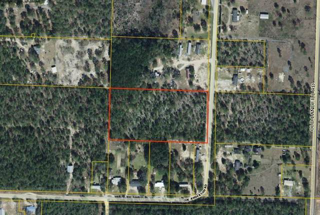 5 acres Joe Anderson Road, Defuniak Springs, FL 32433 (MLS #852824) :: Coastal Luxury