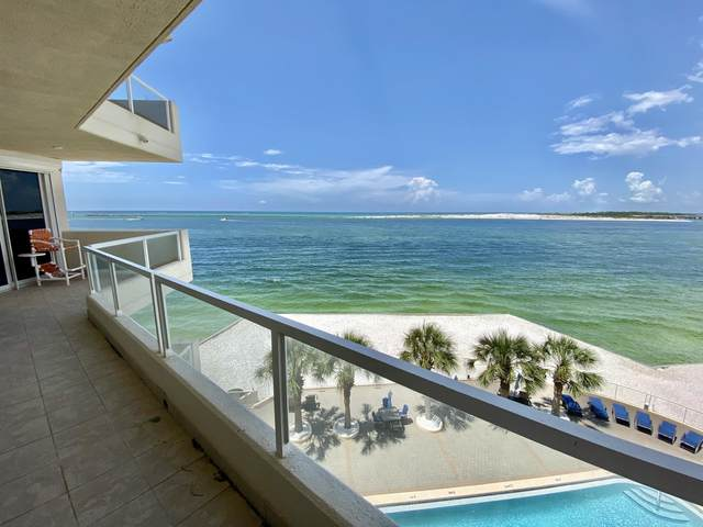 110 Gulf Shore Drive Unit 421, Destin, FL 32541 (MLS #852838) :: Berkshire Hathaway HomeServices Beach Properties of Florida