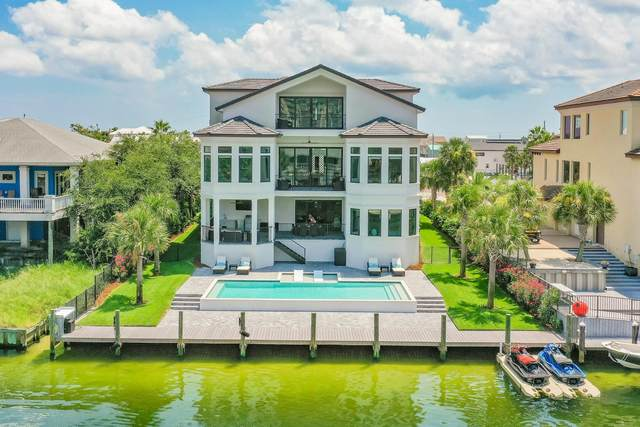 615 Choctaw Drive, Destin, FL 32541 (MLS #852840) :: Berkshire Hathaway HomeServices Beach Properties of Florida