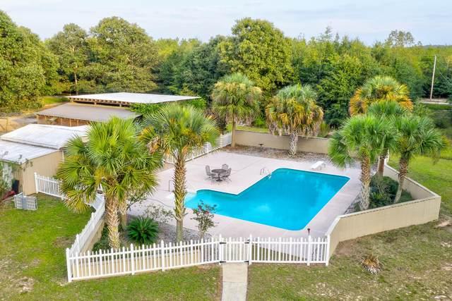 6119 Holloway Road, Baker, FL 32531 (MLS #852843) :: Classic Luxury Real Estate, LLC