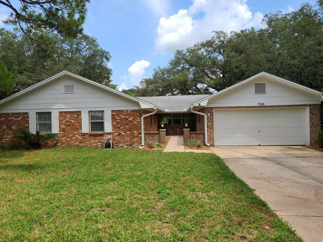 705 Bradford Drive, Fort Walton Beach, FL 32547 (MLS #852908) :: Classic Luxury Real Estate, LLC