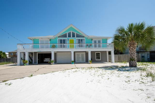 1110 Via Deluna Drive, Pensacola Beach, FL 32561 (MLS #852910) :: 30a Beach Homes For Sale