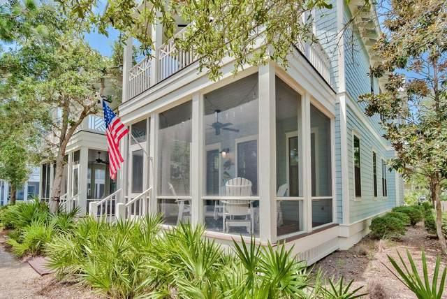 80 W Summersweet Lane, Santa Rosa Beach, FL 32459 (MLS #852915) :: Linda Miller Real Estate