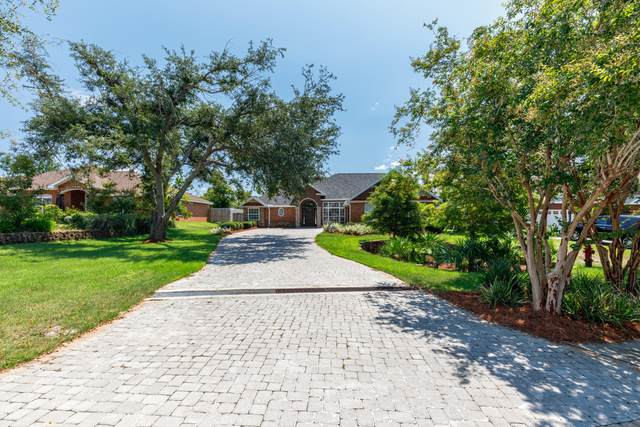 4702 Grants Mill Drive, Lynn Haven, FL 32444 (MLS #852926) :: Engel & Voelkers - 30A Beaches