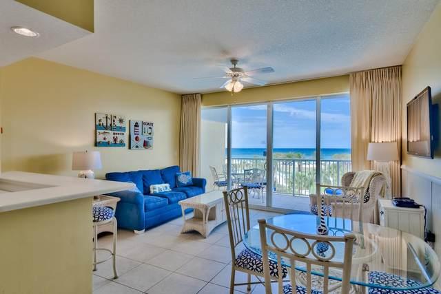 1515 Miracle Strip Parkway Unit 413, Fort Walton Beach, FL 32548 (MLS #852940) :: The Beach Group