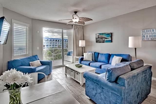 1515 Miracle Strip Parkway Unit 414, Fort Walton Beach, FL 32548 (MLS #852945) :: The Beach Group
