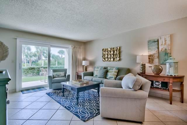 502 Gulf Shore Drive Unit 110, Destin, FL 32541 (MLS #852976) :: The Beach Group