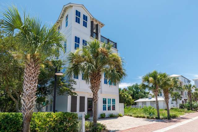 15 Blue Coast Court, Inlet Beach, FL 32461 (MLS #852993) :: Engel & Voelkers - 30A Beaches