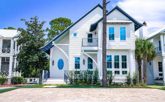 30 Canal Street, Santa Rosa Beach, FL 32459 (MLS #852995) :: The Premier Property Group