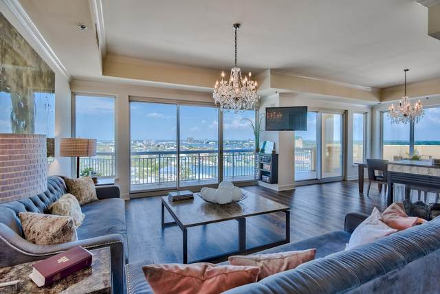 725 Gulf Shore Drive 903B, Destin, FL 32541 (MLS #853015) :: Berkshire Hathaway HomeServices PenFed Realty