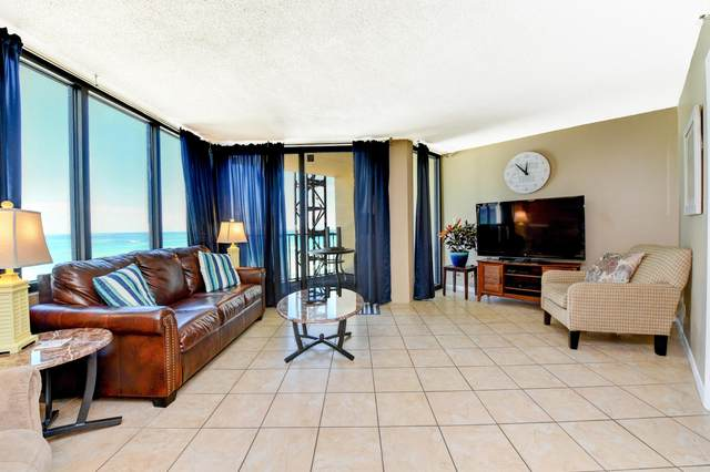 9850 S Thomas Drive 606W, Panama City, FL 32408 (MLS #853028) :: Berkshire Hathaway HomeServices Beach Properties of Florida
