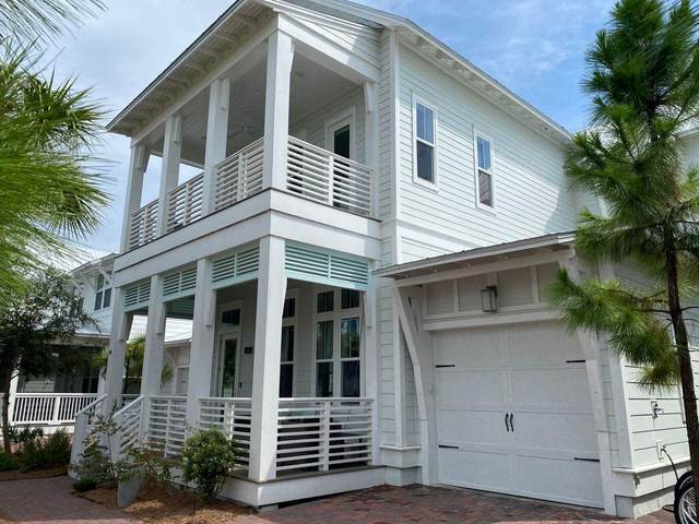 24 Clipper Street, Inlet Beach, FL 32461 (MLS #853033) :: Berkshire Hathaway HomeServices Beach Properties of Florida