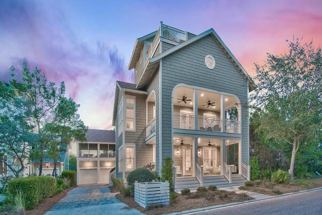 46 Coopersmith Lane, Inlet Beach, FL 32461 (MLS #853038) :: Berkshire Hathaway HomeServices Beach Properties of Florida