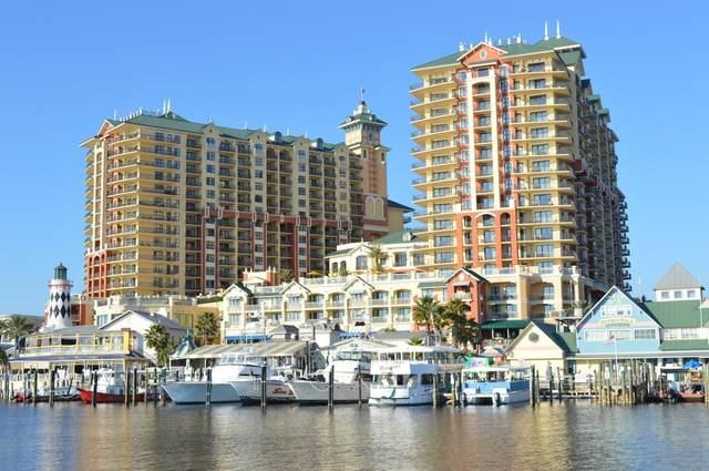 10 Harbor Boulevard W321, Destin, FL 32541 (MLS #853060) :: Berkshire Hathaway HomeServices Beach Properties of Florida