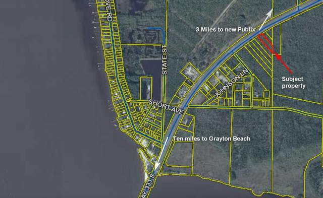 000 Hwy 331, Freeport, FL 32439 (MLS #853064) :: Classic Luxury Real Estate, LLC