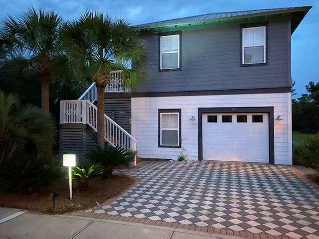 50 W Blue Crab Loop, Inlet Beach, FL 32461 (MLS #853076) :: RE/MAX By The Sea