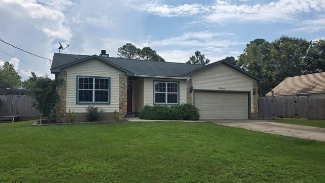 2204 Frontera Street, Navarre, FL 32566 (MLS #853107) :: Vacasa Real Estate