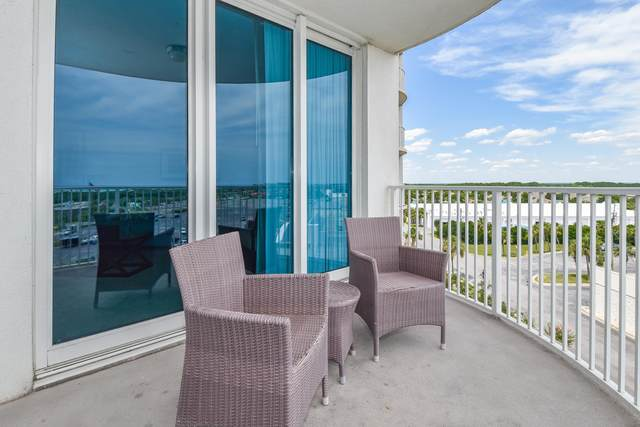 4203 Indian Bayou Trail #1606, Destin, FL 32541 (MLS #853124) :: Engel & Voelkers - 30A Beaches