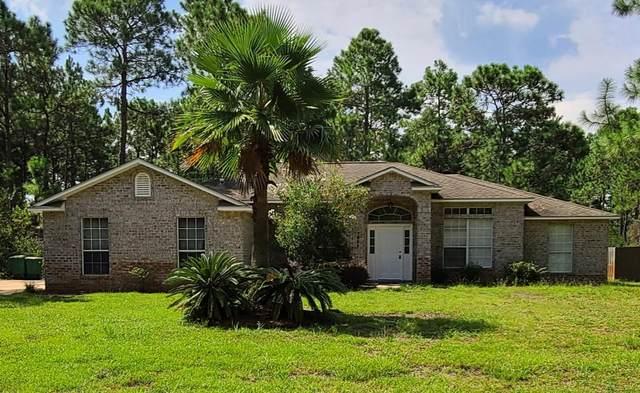 7623 Leisure Street, Navarre, FL 32566 (MLS #853143) :: Vacasa Real Estate