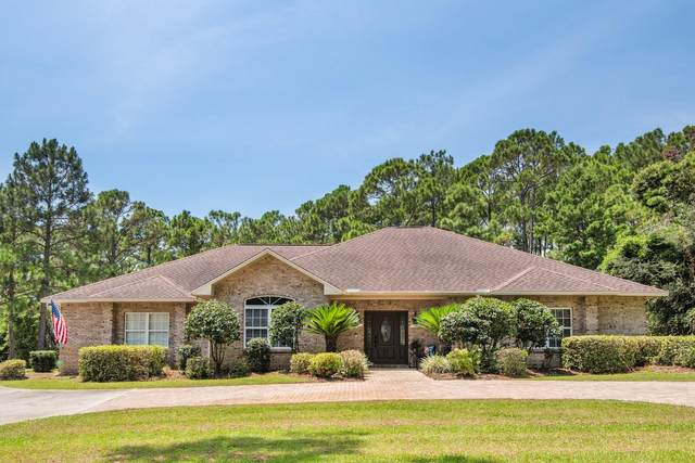125 Hillcrest Road, Santa Rosa Beach, FL 32459 (MLS #853180) :: Engel & Voelkers - 30A Beaches