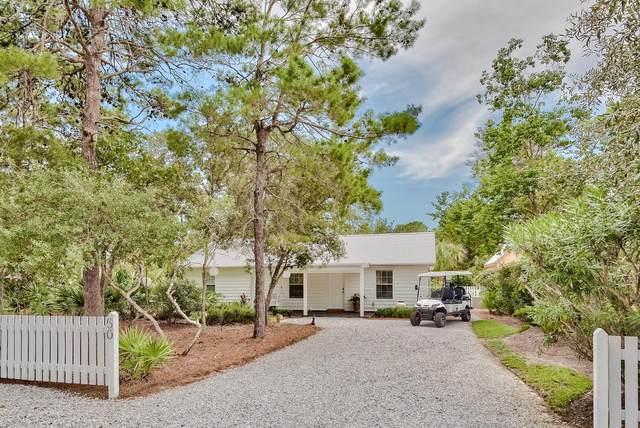 50 Walnut Street, Santa Rosa Beach, FL 32459 (MLS #853186) :: Engel & Voelkers - 30A Beaches