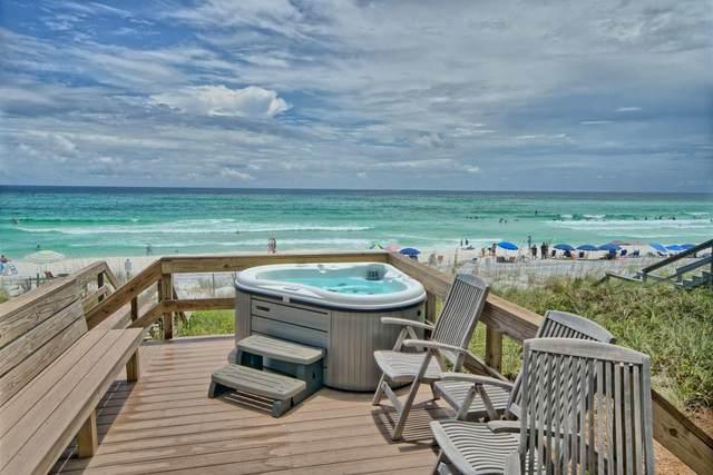 117 Seaward Drive, Santa Rosa Beach, FL 32459 (MLS #853201) :: Engel & Voelkers - 30A Beaches