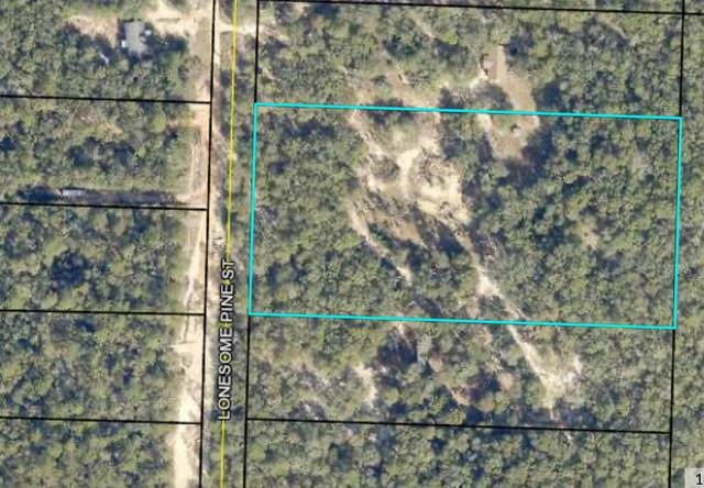 1045 Lonesome Pine Street, Holt, FL 32564 (MLS #853232) :: The Beach Group