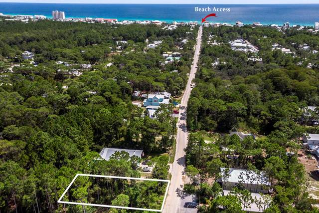 Lot 22 San Juan Avenue Blk 3, Santa Rosa Beach, FL 32459 (MLS #853234) :: RE/MAX By The Sea