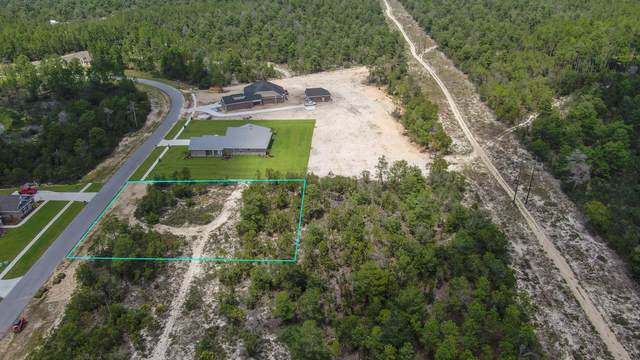 Lot 13A Brushed Dune Circle, Freeport, FL 32439 (MLS #853281) :: Berkshire Hathaway HomeServices Beach Properties of Florida