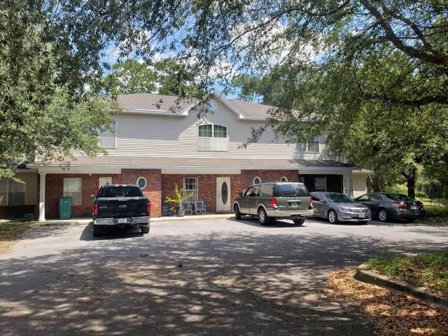 827 Fairview Drive #2, Fort Walton Beach, FL 32547 (MLS #853318) :: Vacasa Real Estate