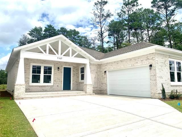 1147 Deer Moss Loop, Niceville, FL 32578 (MLS #853319) :: The Premier Property Group