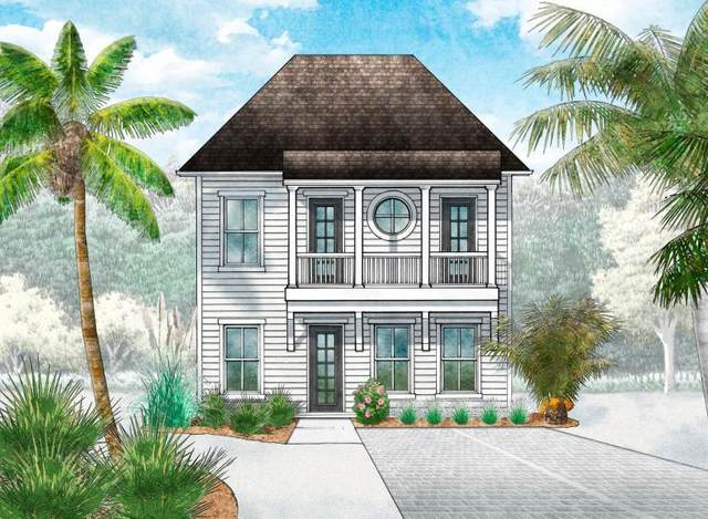 Lot 143 N Grande Pointe, Inlet Beach, FL 32461 (MLS #853392) :: Vacasa Real Estate