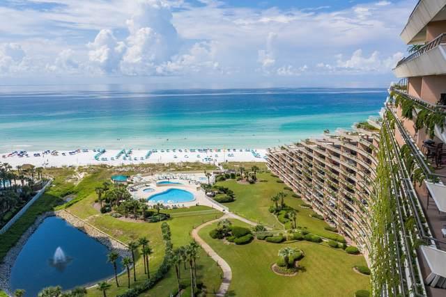291 Scenic Gulf Drive Unit 500, Miramar Beach, FL 32550 (MLS #853457) :: Berkshire Hathaway HomeServices Beach Properties of Florida