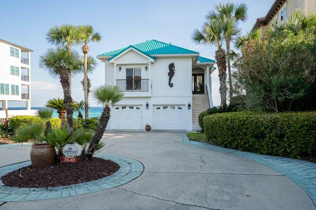 3640 Scenic Hwy 98, Destin, FL 32541 (MLS #853460) :: Berkshire Hathaway HomeServices Beach Properties of Florida