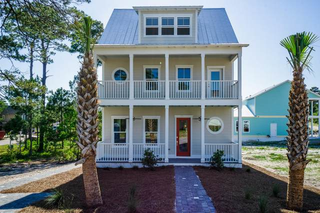 Lot 40 Valdare Lane, Inlet Beach, FL 32461 (MLS #853481) :: Back Stage Realty