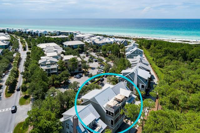 11 Park Row Lane, Santa Rosa Beach, FL 32459 (MLS #853486) :: The Premier Property Group
