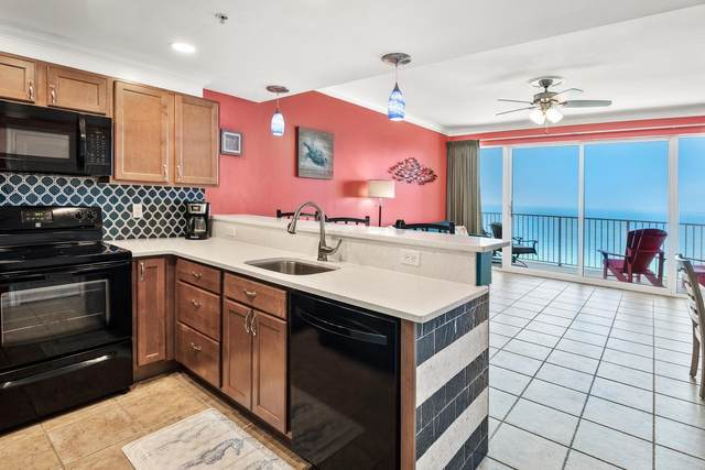 9450 S Thomas Drive Unit 1507D, Panama City Beach, FL 32408 (MLS #853540) :: Better Homes & Gardens Real Estate Emerald Coast